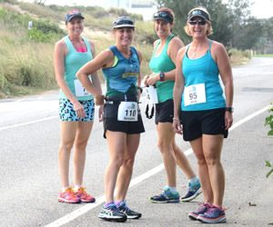 02d2e3e3401 Mackay Road Runners had an awesome attendance of over seventy runners at  the Mt Bassett 5km   11km held last Sunday afternoon from East Point Rd